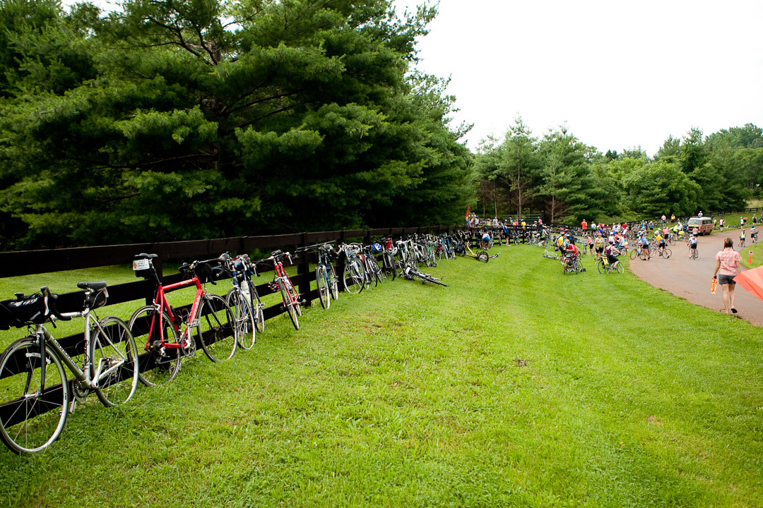 Bike Virginia Tour Routes in the Shenandoah Valley