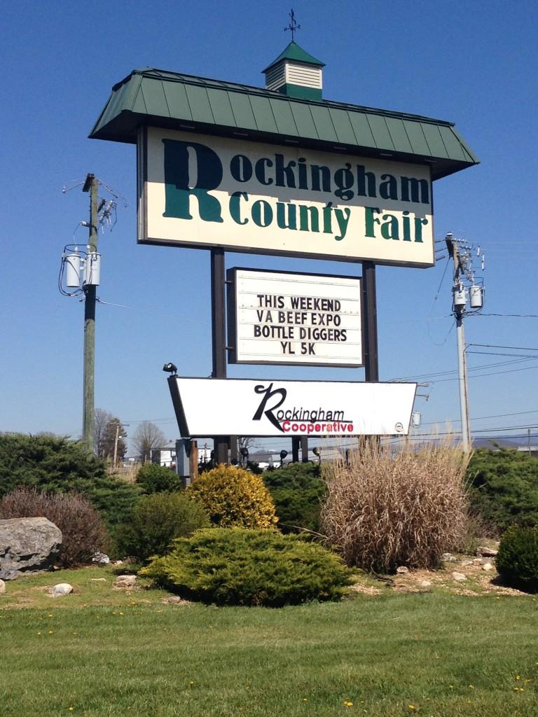 Rockingham county fair host site for Bike Virginia 2016 Second half