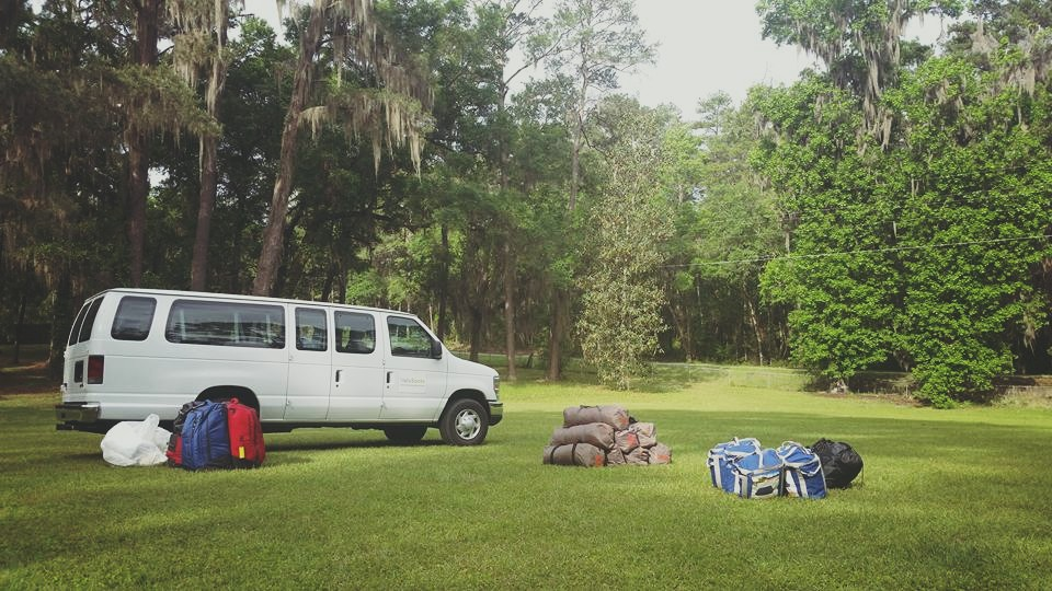 VeloSante Cycling Services support concierge camping