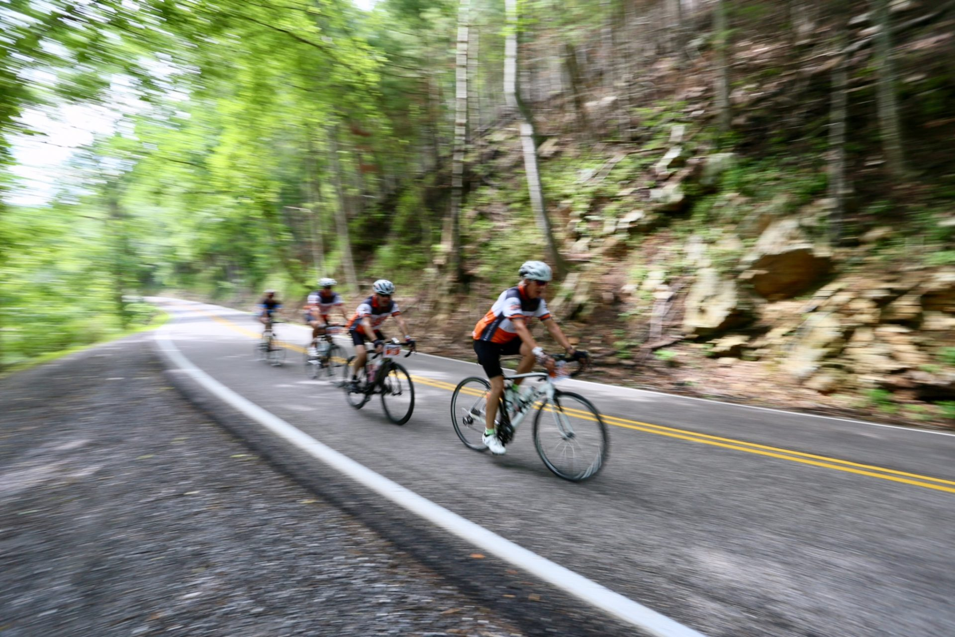 Bike Virginia Cyclists 2017 Saturday June 24