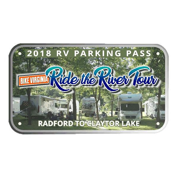 2018 RV Parking Pass