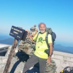 Dennis Bike Virginia Volunteer Hiking Appalachian Trail